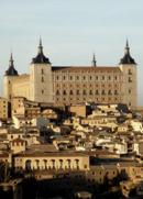 Vista del Alcázar.